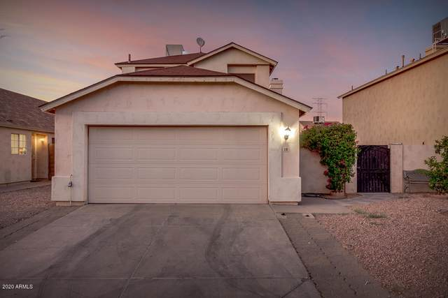 1811 S 39TH Street #18, Mesa, AZ 85206 (MLS #6142840) :: Openshaw Real Estate Group in partnership with The Jesse Herfel Real Estate Group