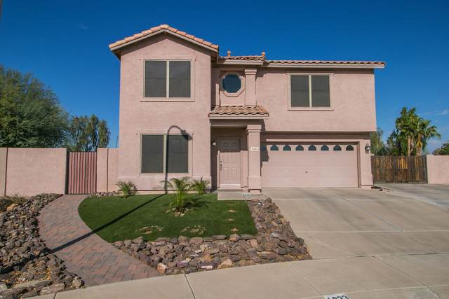 4833 N 92ND Lane, Phoenix, AZ 85037 (MLS #6142882) :: My Home Group