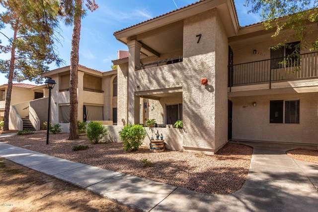 10610 S 48TH Street #1017, Phoenix, AZ 85044 (MLS #6142912) :: Brett Tanner Home Selling Team