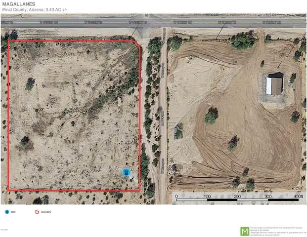 0 S Hickory & Century Road, Maricopa, AZ 85139 (MLS #6142927) :: Sheli Stoddart Team | M.A.Z. Realty Professionals