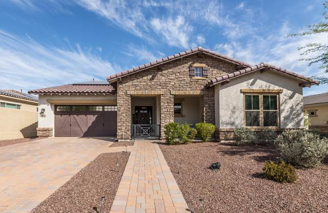 2583 N Acacia Way, Buckeye, AZ 85396 (MLS #6142935) :: D & R Realty LLC