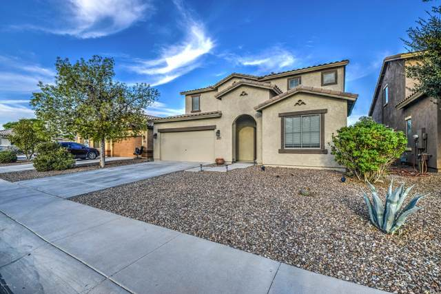 20767 N Carmen Avenue, Maricopa, AZ 85139 (MLS #6142964) :: Arizona Home Group