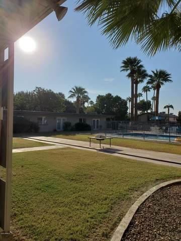 6834 E 4TH Street #5, Scottsdale, AZ 85251 (MLS #6142996) :: Conway Real Estate