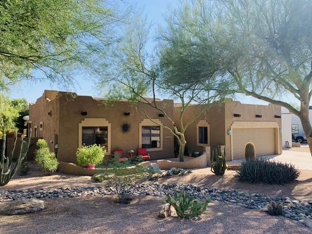 9251 E Mogollon Trail, Gold Canyon, AZ 85118 (MLS #6143010) :: Dijkstra & Co.
