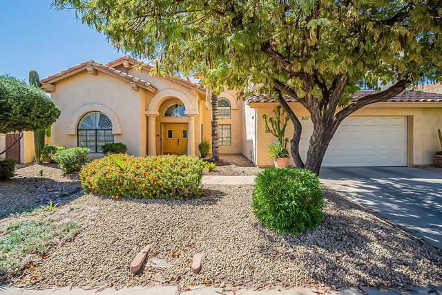 12630 N 92ND Place, Scottsdale, AZ 85260 (MLS #6143041) :: CANAM Realty Group