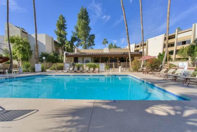 7625 E Camelback Road A412, Scottsdale, AZ 85251 (MLS #6143120) :: Lifestyle Partners Team