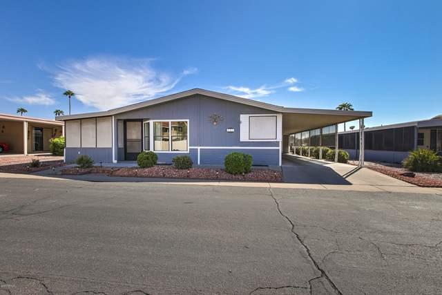 6209 E Mckellips Road #457, Mesa, AZ 85215 (MLS #6143130) :: Conway Real Estate