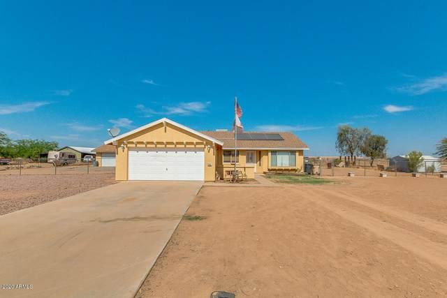 4730 E Colt Drive, Eloy, AZ 85131 (MLS #6143133) :: My Home Group