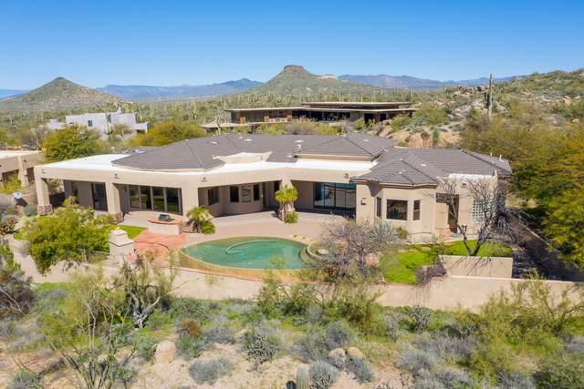 11135 E Harris Hawk Trail, Scottsdale, AZ 85262 (MLS #6143176) :: Lucido Agency