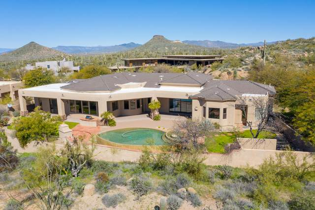 11135 E Harris Hawk Trail, Scottsdale, AZ 85262 (MLS #6143176) :: BVO Luxury Group