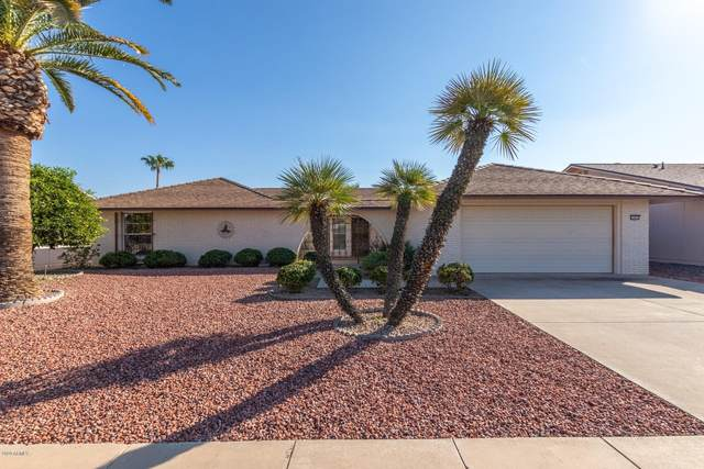 12811 W Flagstone Drive, Sun City West, AZ 85375 (MLS #6143250) :: Lucido Agency