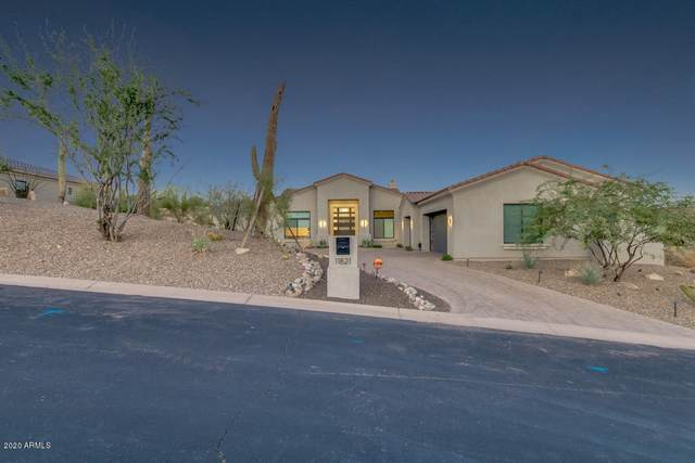 11821 N Sunset Vista Drive, Fountain Hills, AZ 85268 (MLS #6143270) :: Conway Real Estate