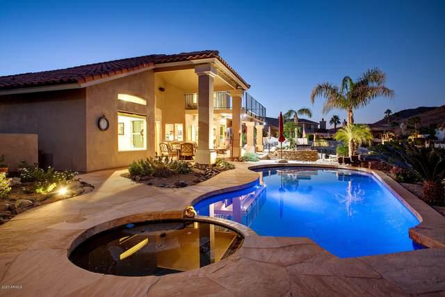 21675 N 57TH Avenue, Glendale, AZ 85308 (MLS #6143300) :: Devor Real Estate Associates