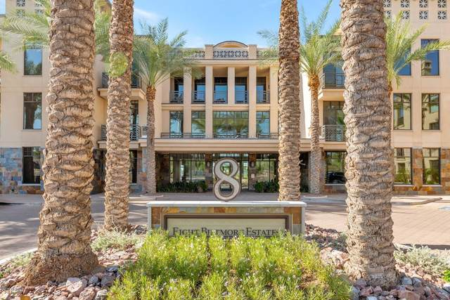 8 Biltmore Estate #307, Phoenix, AZ 85016 (MLS #6143317) :: Maison DeBlanc Real Estate