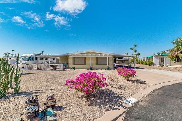622 S 83RD Way, Mesa, AZ 85208 (MLS #6143325) :: Walters Realty Group