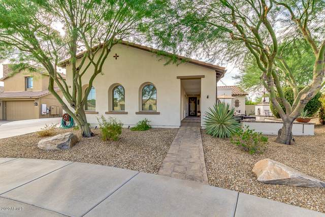 2292 N 162ND Avenue, Goodyear, AZ 85395 (MLS #6143347) :: Arizona Home Group