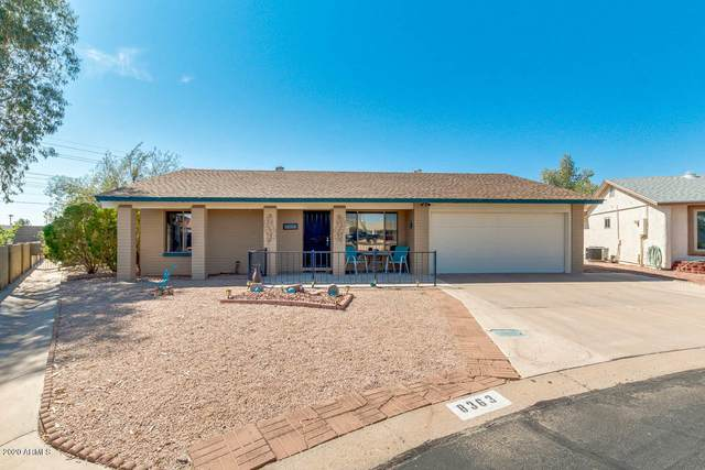 8363 E Fable Circle, Mesa, AZ 85208 (MLS #6143364) :: Nate Martinez Team
