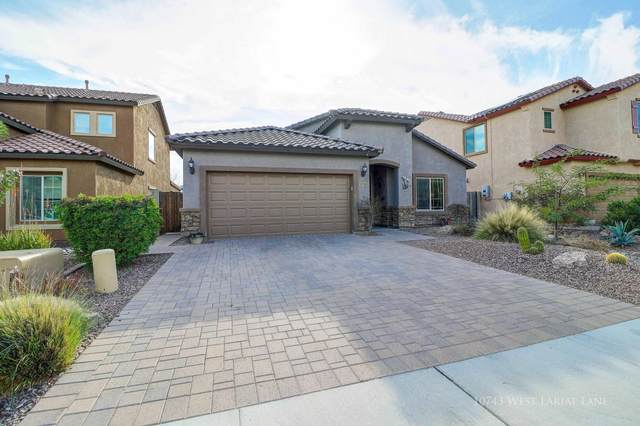 10743 W Lariat Lane, Peoria, AZ 85383 (MLS #6143394) :: Lifestyle Partners Team