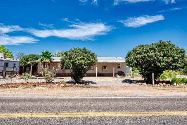 4945 E Bevers Street, Sierra Vista, AZ 85650 (MLS #6143421) :: Conway Real Estate