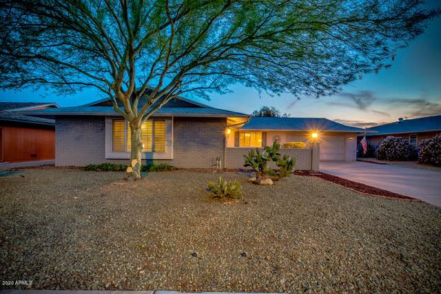 10419 W Edgewood Drive, Sun City, AZ 85351 (MLS #6143451) :: Lifestyle Partners Team