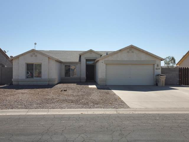 8637 W Reventon Drive, Arizona City, AZ 85123 (MLS #6143504) :: Brett Tanner Home Selling Team