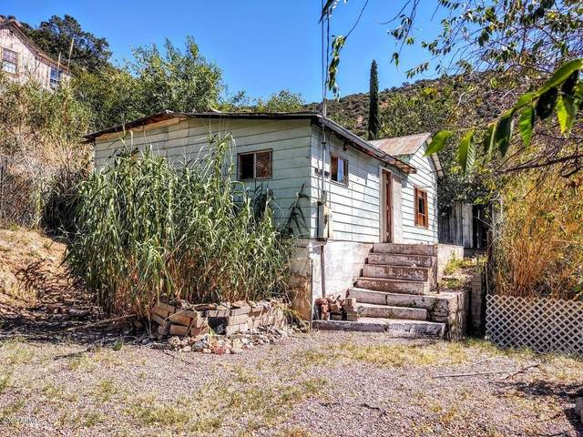 223C Youngblood Hill, Bisbee, AZ 85603 (MLS #6143508) :: TIBBS Realty