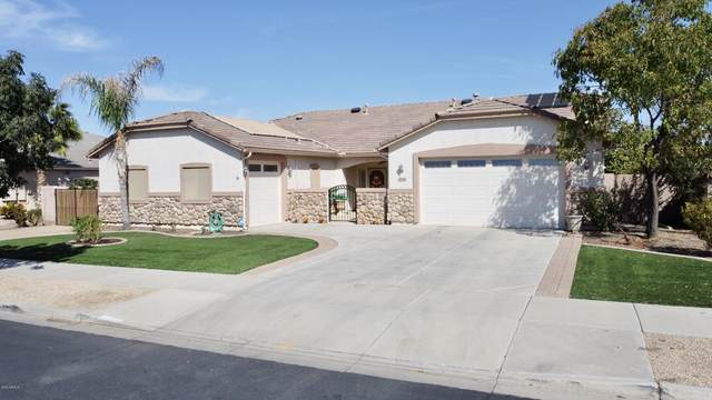 21768 E Escalante Road, Queen Creek, AZ 85142 (MLS #6143528) :: Devor Real Estate Associates