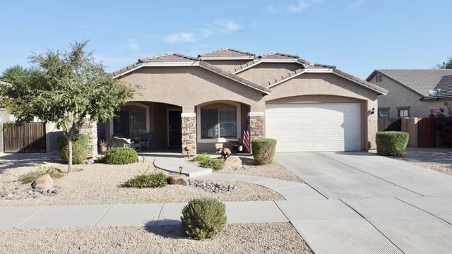 21784 E Estrella Road, Queen Creek, AZ 85142 (MLS #6143532) :: Devor Real Estate Associates
