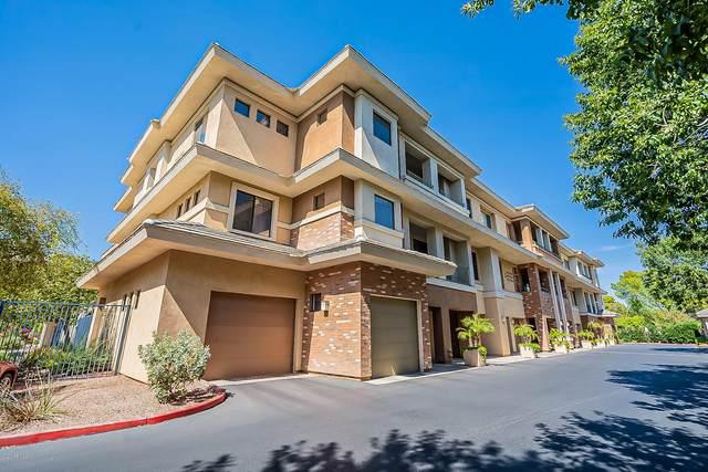 2989 N 44TH Street #1025, Phoenix, AZ 85018 (MLS #6143567) :: John Hogen | Realty ONE Group