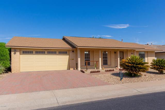10422 W Ridgeview Road, Sun City, AZ 85351 (MLS #6143612) :: Lifestyle Partners Team