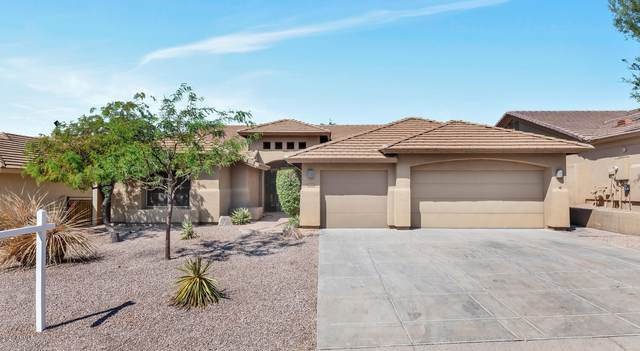 10522 E Bahia Drive, Scottsdale, AZ 85255 (MLS #6143632) :: Dave Fernandez Team | HomeSmart