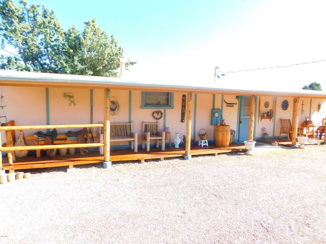 18288 S Henry Coe Road, Peeples Valley, AZ 86332 (MLS #6143640) :: neXGen Real Estate