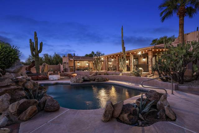 27210 N 70TH Place, Scottsdale, AZ 85266 (MLS #6143656) :: The W Group