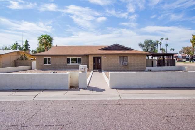 13672 N 21st Avenue, Phoenix, AZ 85029 (MLS #6143705) :: RE/MAX Desert Showcase