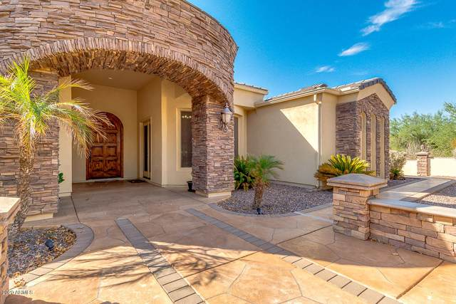 8260 N Buena Vista Drive, Casa Grande, AZ 85194 (MLS #6143732) :: The J Group Real Estate | eXp Realty