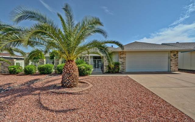 9607 W Wrangler Drive, Sun City, AZ 85373 (MLS #6143802) :: The Daniel Montez Real Estate Group