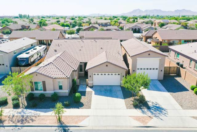 21953 E Maya Road, Queen Creek, AZ 85142 (MLS #6143840) :: Devor Real Estate Associates