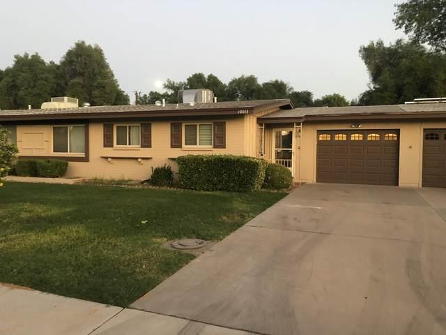 10013 W Lakeview Circle N, Sun City, AZ 85351 (MLS #6143870) :: Conway Real Estate