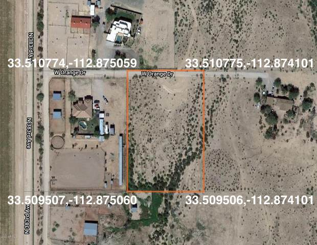 38200 W Orange Drive, Tonopah, AZ 85354 (MLS #6143886) :: Scott Gaertner Group