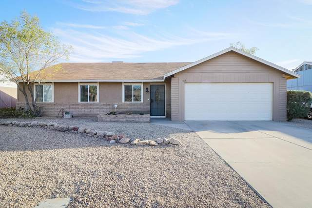 4737 W Wagoner Road W, Glendale, AZ 85308 (MLS #6143898) :: NextView Home Professionals, Brokered by eXp Realty