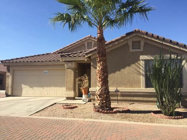 2329 E Hazeltine Way, Chandler, AZ 85249 (MLS #6144002) :: Brett Tanner Home Selling Team
