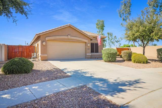 4010 S Dew Drop Court, Gilbert, AZ 85297 (MLS #6144019) :: My Home Group