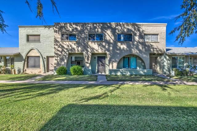 225 N Standage #4, Mesa, AZ 85201 (#6144039) :: Luxury Group - Realty Executives Arizona Properties