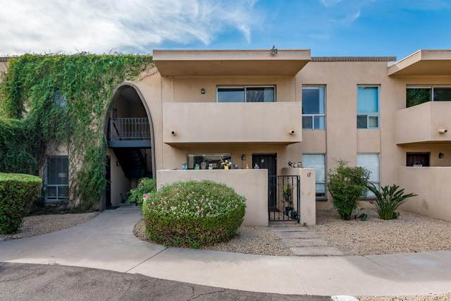 5135 N 10TH Street #16, Phoenix, AZ 85014 (MLS #6144054) :: Walters Realty Group