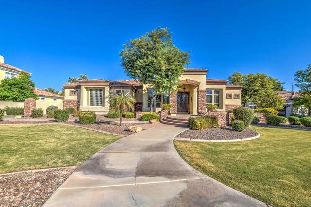 2468 E Page Avenue, Gilbert, AZ 85234 (MLS #6144074) :: Lifestyle Partners Team