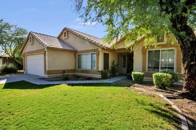 1601 E Tyson Place, Chandler, AZ 85225 (MLS #6144083) :: Power Realty Group Model Home Center
