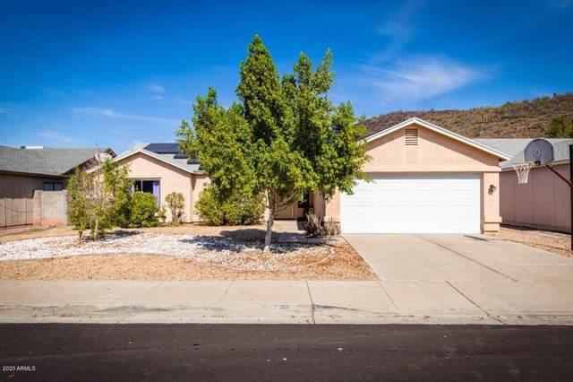 3020 W Daley Lane, Phoenix, AZ 85027 (MLS #6144085) :: Sheli Stoddart Team | M.A.Z. Realty Professionals