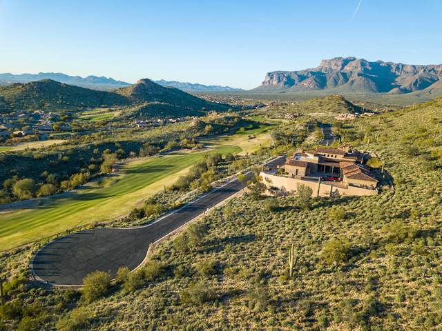 5277 S Avenida Corazon De Oro, Gold Canyon, AZ 85118 (MLS #6144130) :: Long Realty West Valley
