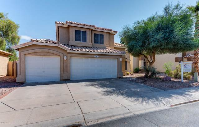 901 S Surfside Drive, Gilbert, AZ 85233 (MLS #6144144) :: Midland Real Estate Alliance
