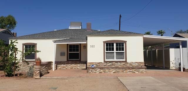 322 E Whitton Avenue, Phoenix, AZ 85012 (MLS #6144151) :: The Garcia Group
